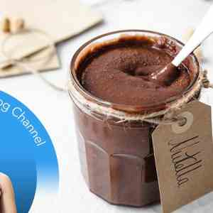 Easy 5-Ingredient Keto Nutella
