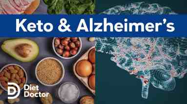 Keto helps with symptoms of Alzheimer's disease