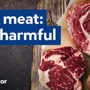 New studies show red meat is not harmful