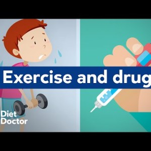 Exercise plus GLP1 drug helps with healthy weight loss
