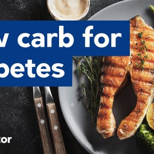 Why does low carb work for diabetes?