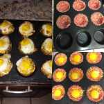 Low Carb Sausage N Egg Muffins