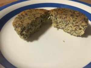 Lemon Poppyseed Muffin