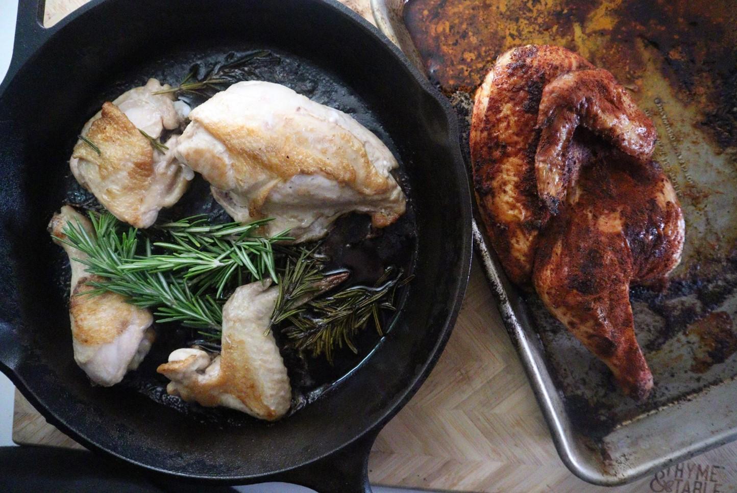 3 Different Chicken Recipes