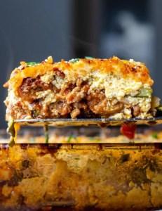 Ultimate Keto Zucchini Lasagna