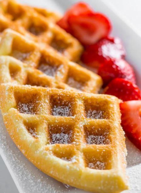 Easy Keto Waffles Recipe
