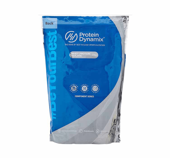 Protein Dynamix Unflavoured Whey Protein Isolate Powder Price in Pakistan