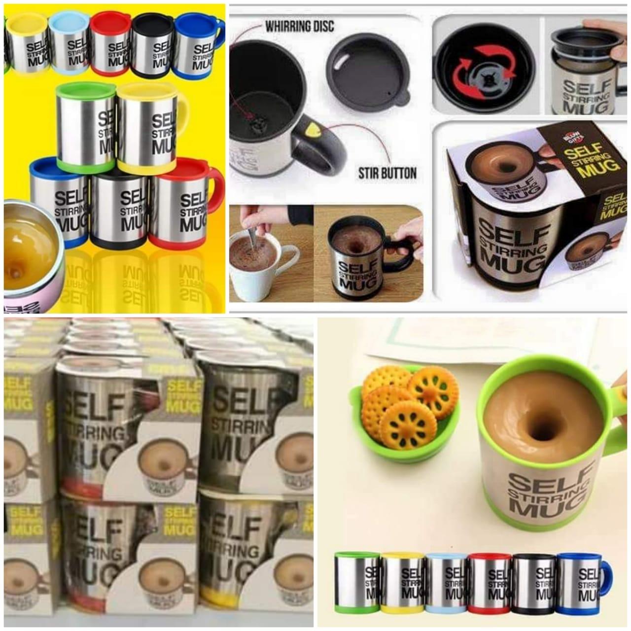 Self Stirring Mug - 400ML | Keto