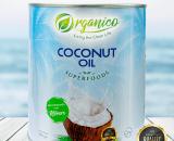Organico Coconut Oil (Super Food) for ketoers Price in Pakistan