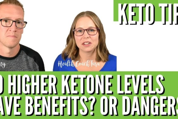 are higher blood ketone levels beneficial or dangerous?