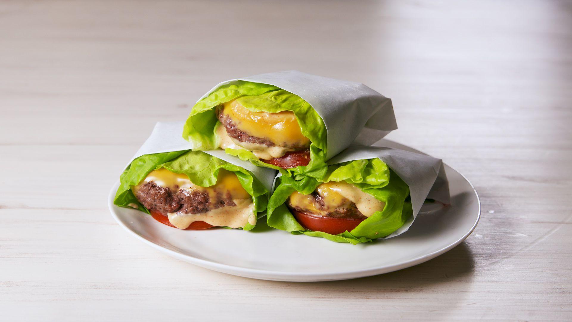 Low-Carb Big Macs