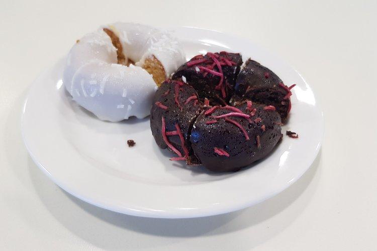 No Shu Donuts Keto friendly