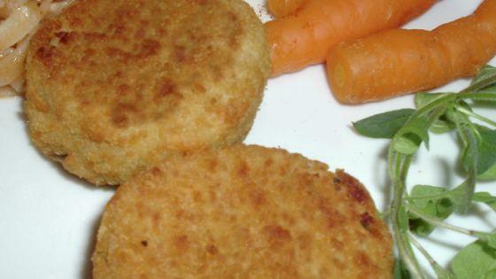 Quick Fish Cakes 2