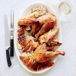 Chipotle-Butter Turkey