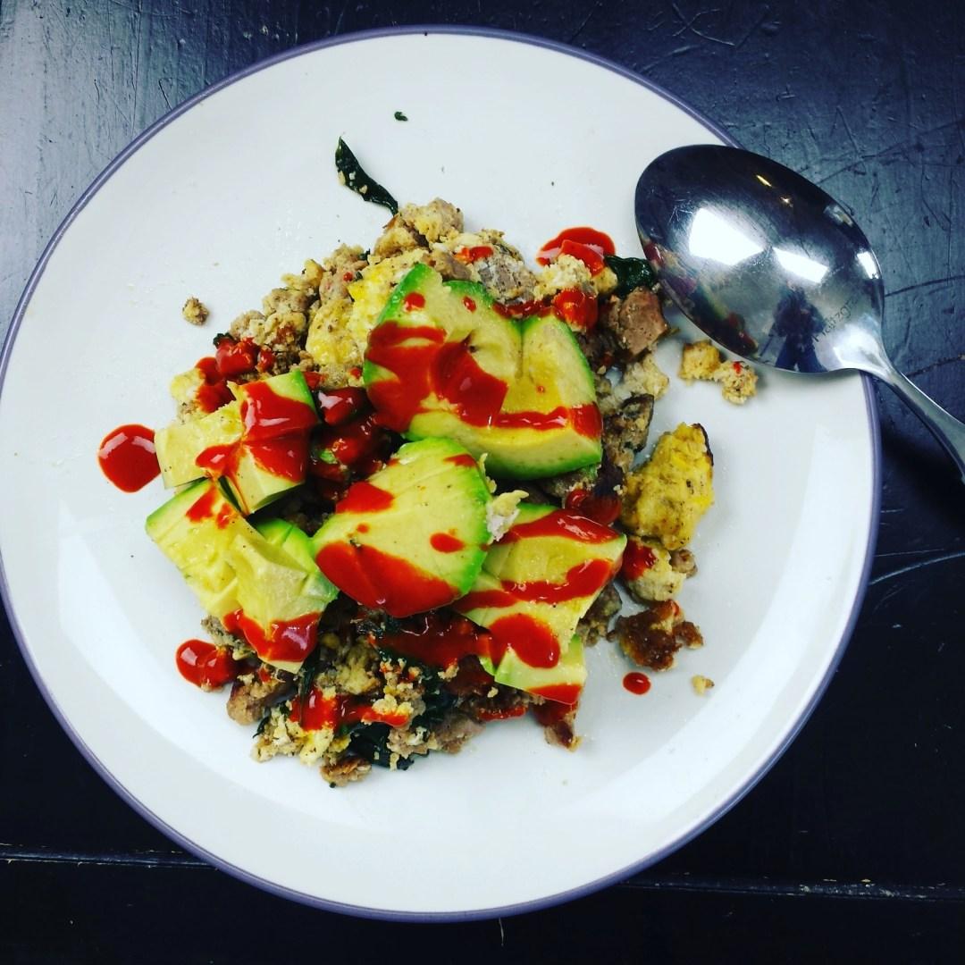 Keto Meal 15