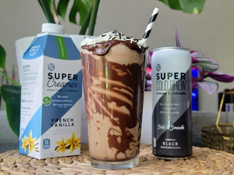 Super Coffee Milkshake