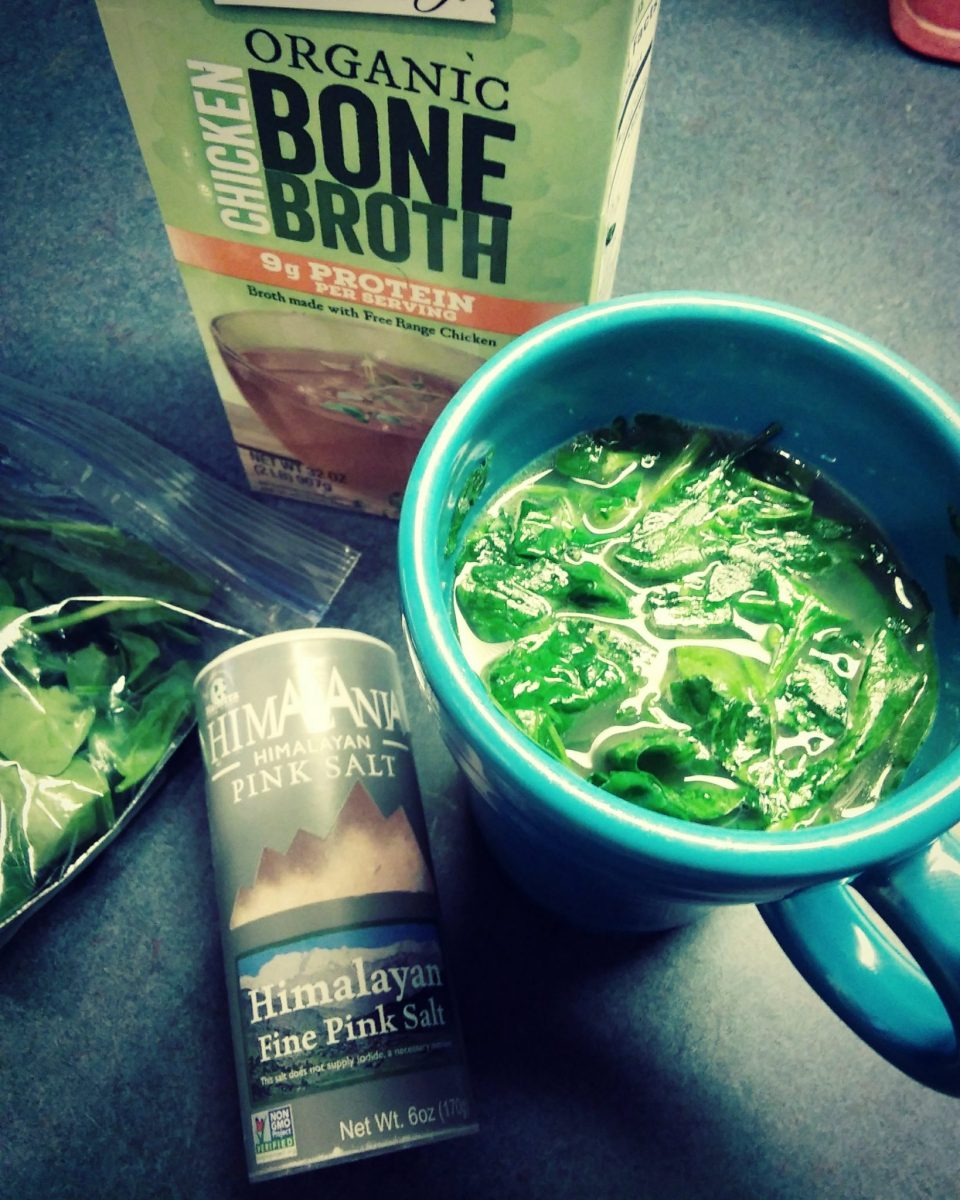 Make Your Own Bone Sipping Broth