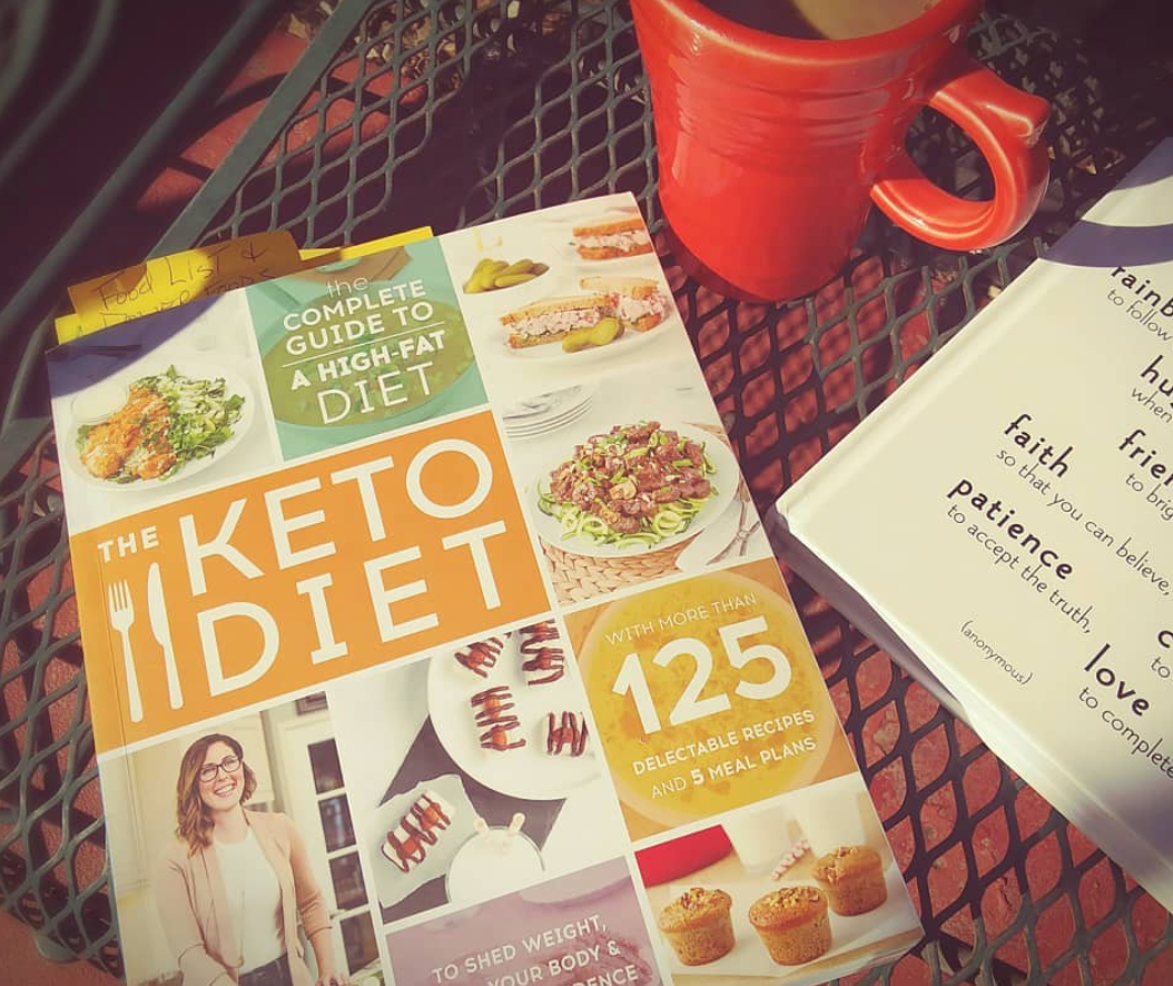 Recommended Keto Book & Meal Plans