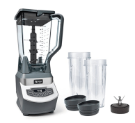 Ninja Blender with 2 Single Serving Blending Cups