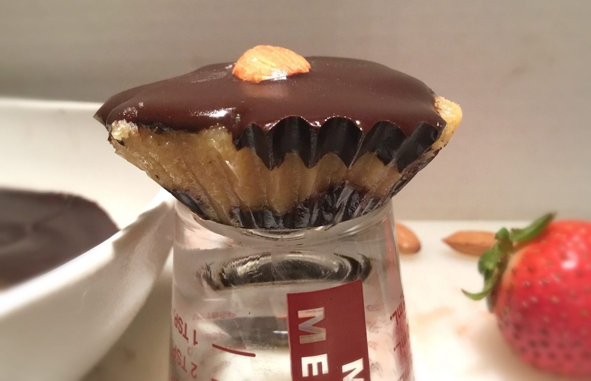 Keto Peanut Butter Cup, a Reece's Knockoff