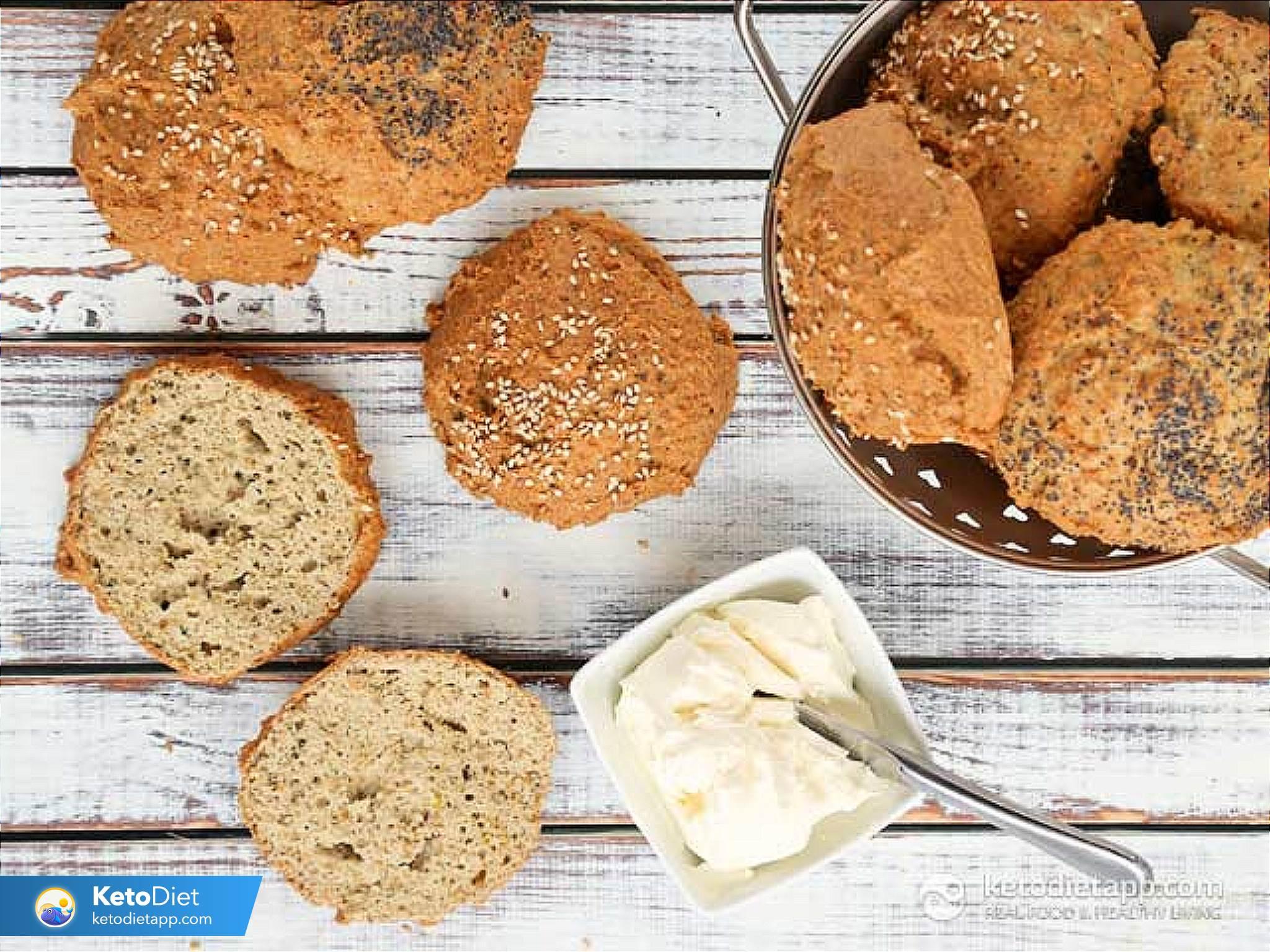 psyllium free low carb bread