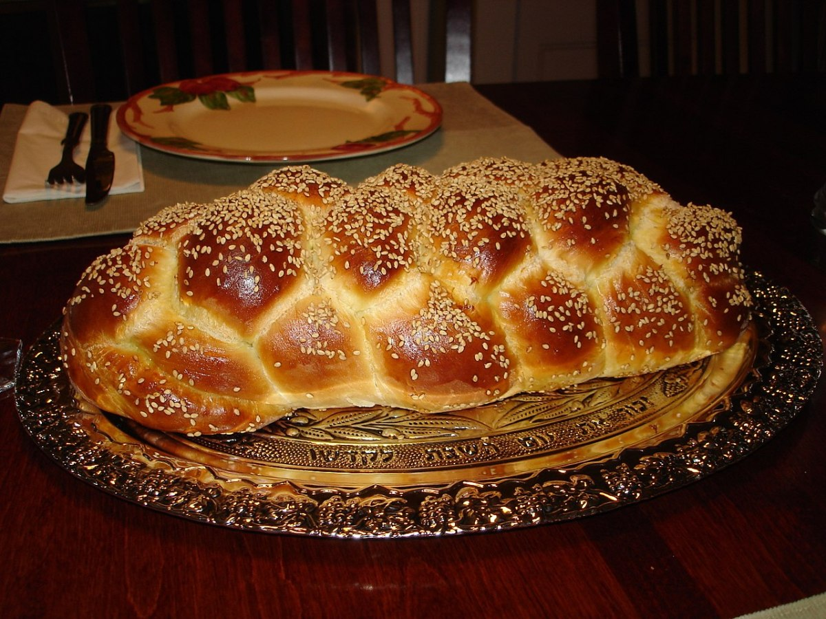 Low Carb Challah