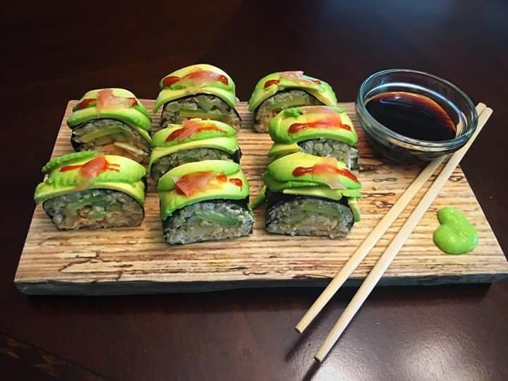 Sunday Keto Sushi