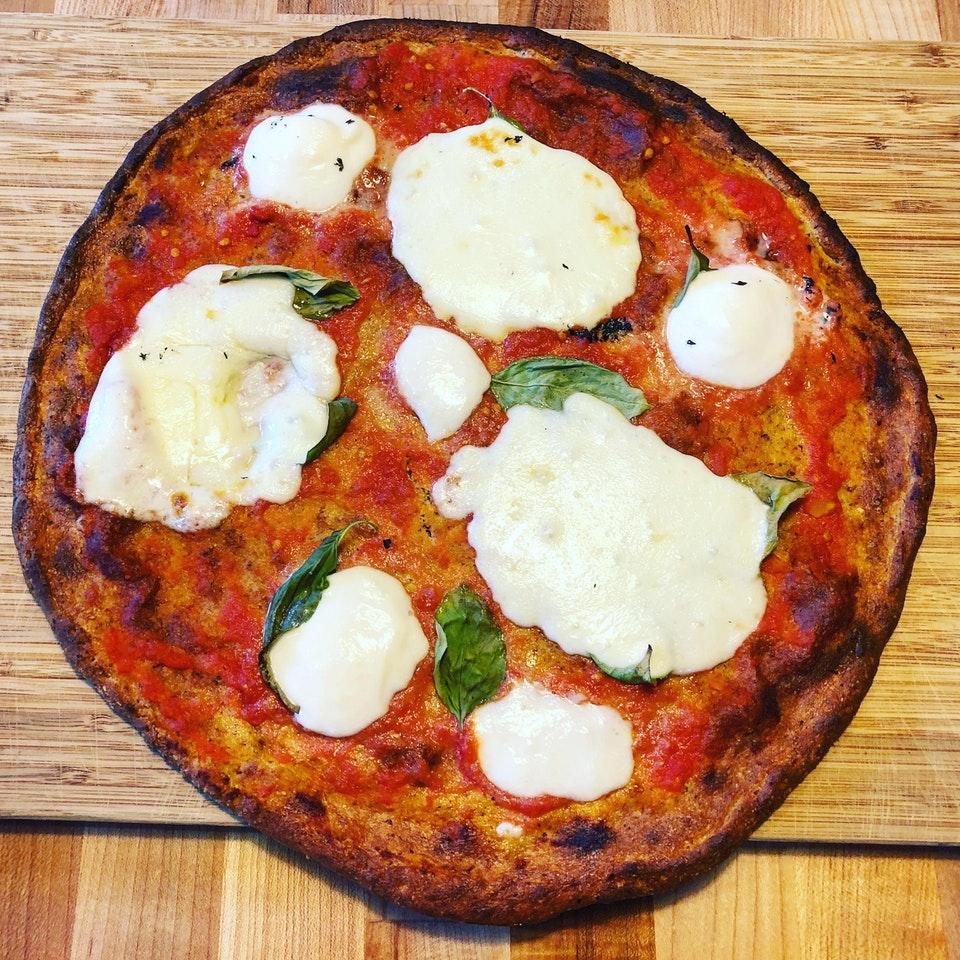 """Roberta's"" Inspired Neapolitan Pizza"