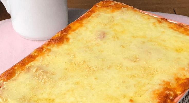 Drooling Keto Lasagna