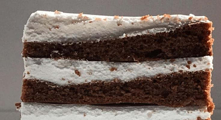 Keto Chocolate Marshmallow Cake