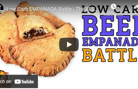 Best Keto Beef Empanadas Recipe