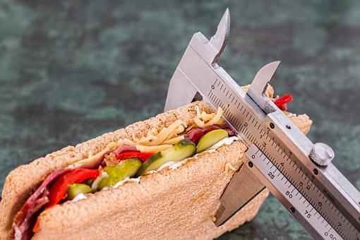Nooit meer calorieën tellen!