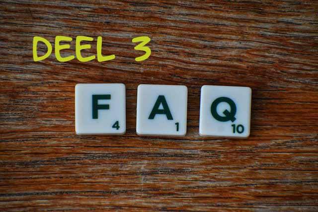 Eet niet minder, maar minder vaak – Vragen over vasten 7 t/m 9