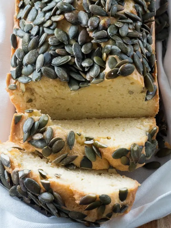 Can I eat pumpkin seeds on keto diet? - Recipe for Pumpkin Seed Keto Bread