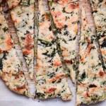 Keto Flatbread Recipe - Low Carb, Gluten Free
