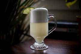 Gin Fizz Cocktail Recipe - Low Carb & Sugar Free!