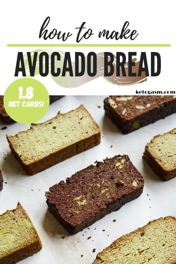 How to Make Avocado Bread