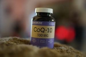 CoEnzyme Q10 can help break a keto stall