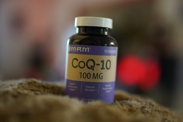 CoQ-10 can speed keto