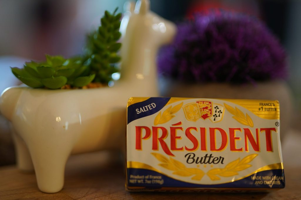 President butter is lazy keto