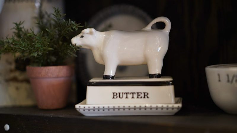 Butter on the Keto Diet