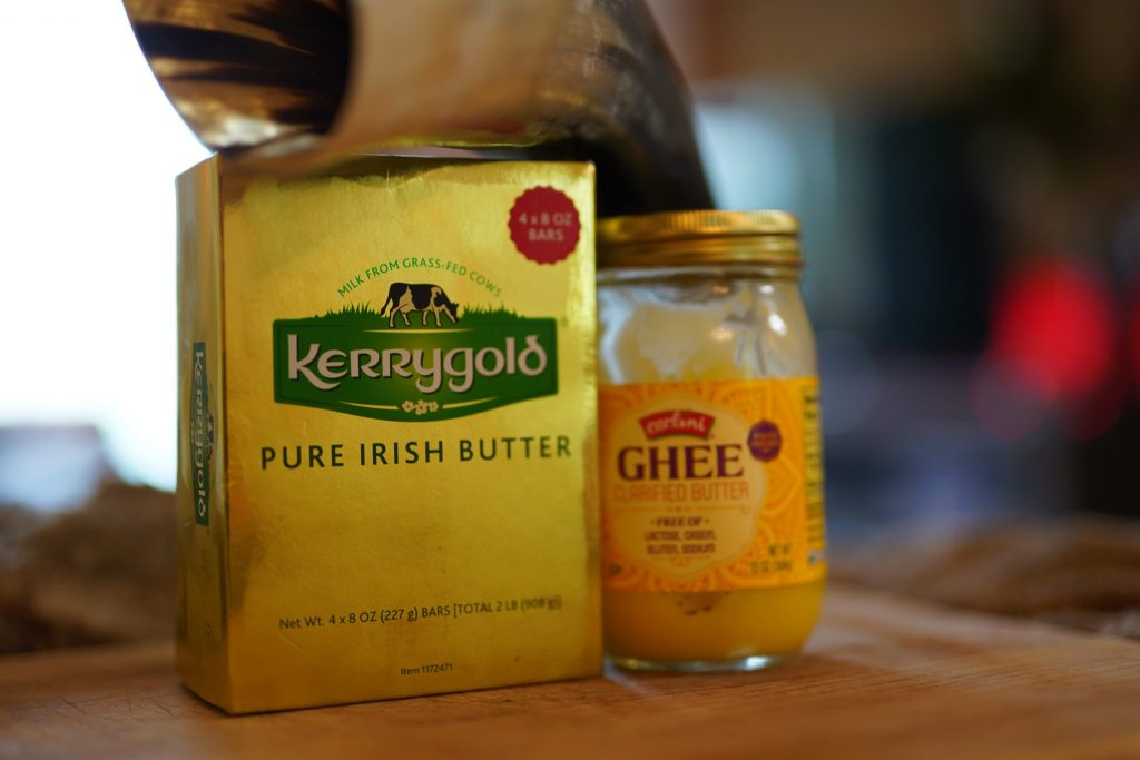 Ghee is the perfect butter for the keto diet