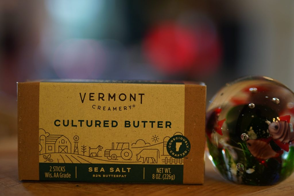 Vermont, best butter for the keto diet
