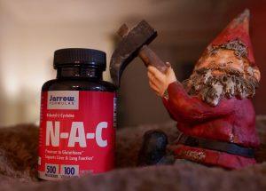 The antioxidant N-Acetylcysteine NAC