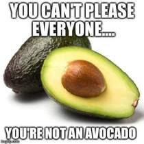 The exception to the no fruit on keto rule is the avocado