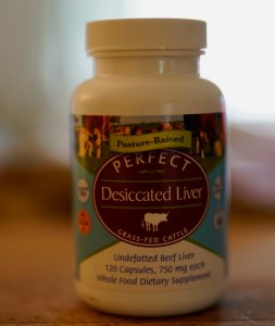 Desiccated liver is a great keto supplement