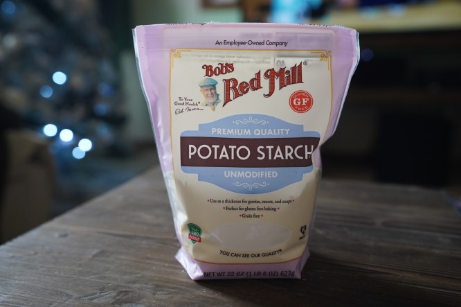 Resistance starch is keto friendly