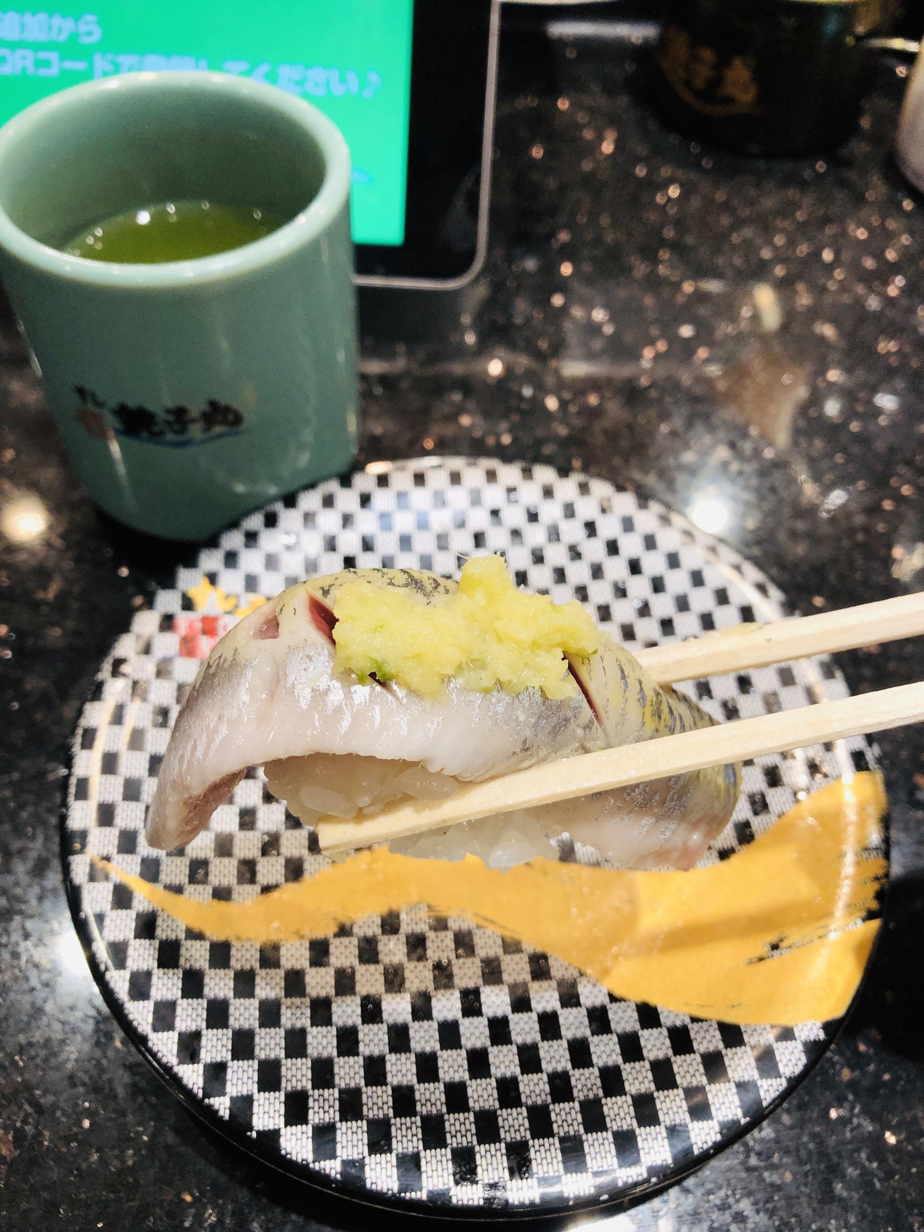 【減らそう糖質】銚子丸はタッチパネルでシャリ少な目をオーダー可!