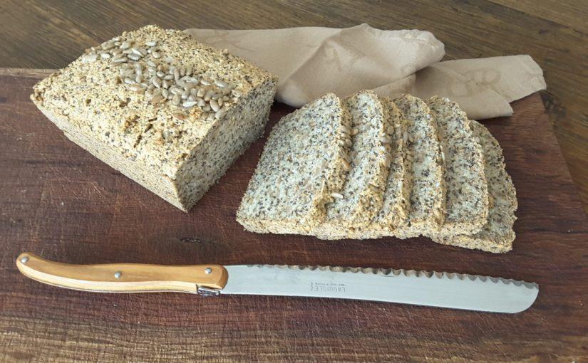 Healthy Low Carb Bread Recipe