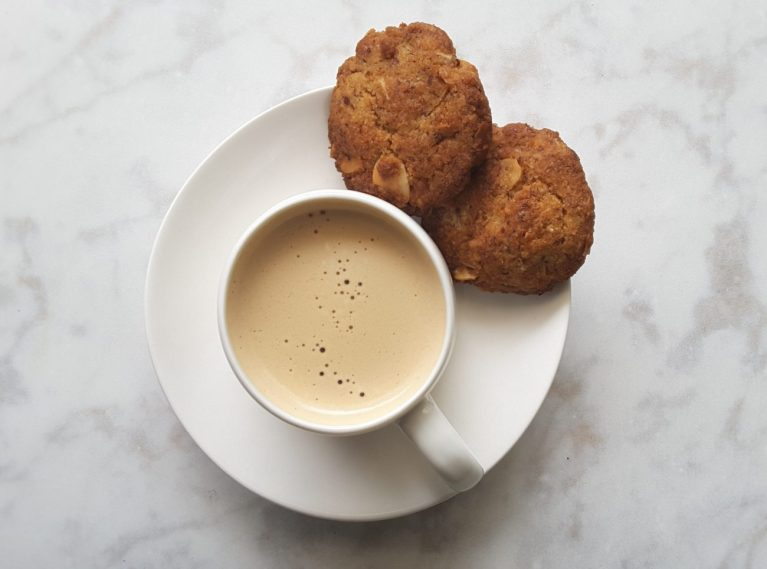 Low Carb Anzac Biscuit